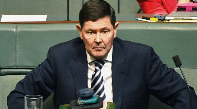 Online activist organisation GetUp is targeting the Liberal's Kevin Andrews at the coming federal election