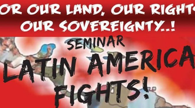 Seminar Latin America Fights