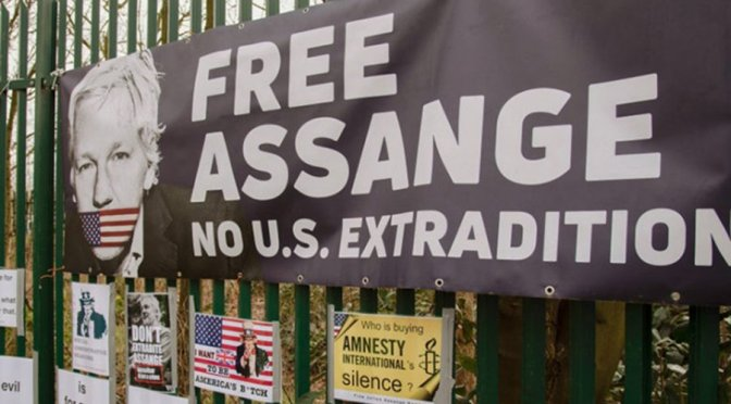 Julian Assange hearing has proved to be a kangaroo court