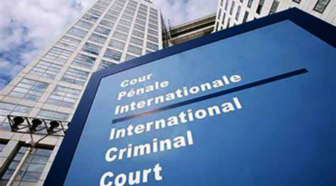 International court war crimes case against the United States and others to go ahead