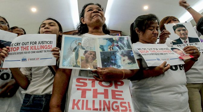 A call for Australian action on human rights abuses in the Philippines