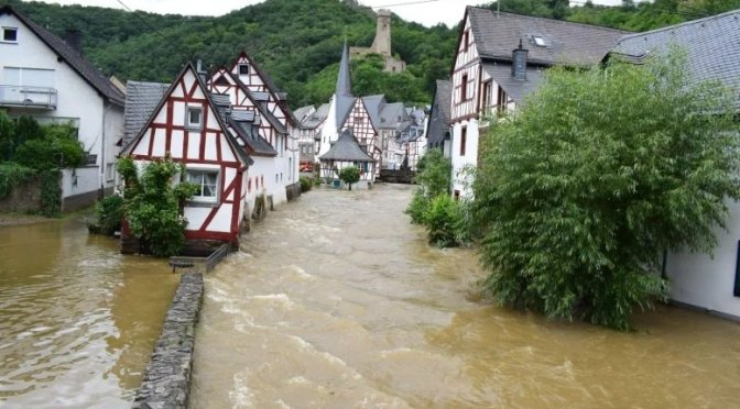 Europe's flooding shows climate solutions must be driven by people power