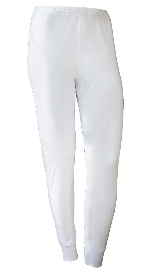 Pantalón térmico blanco