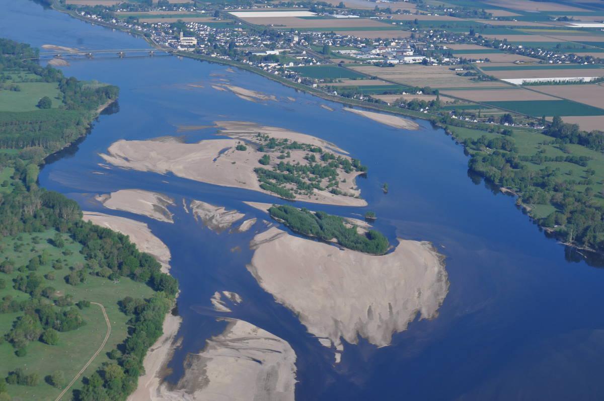 La vallée de la Loire à Couture
