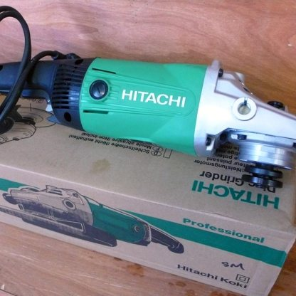 Hitachi Disc Grinder 9inch