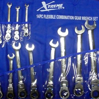 Extreme Pro 14pc Flexible gear set