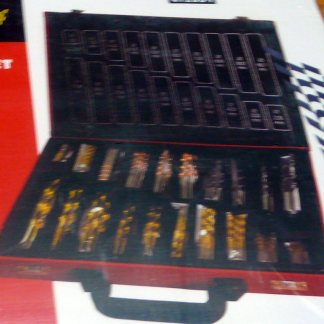 Nielsen 108pc Drill Set