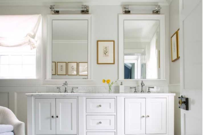 What's the best paint for bathroom cabinets