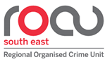 logo of rocu south east (regional organised crime unit)