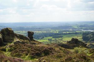 The Roaches Mayfield Hideaway Peak District Holiday cottage and glamping caravan