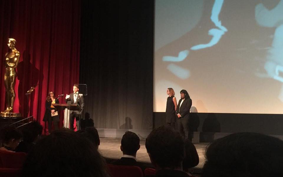 Student Academy Awards reception - Alumni meet talented Student winners 2017