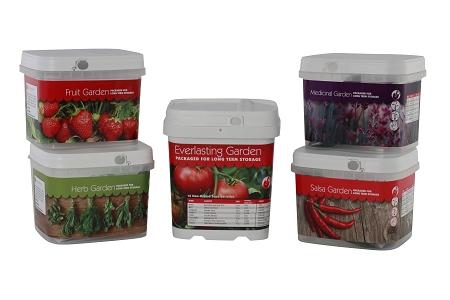 Non-Hybrid, Non-GMO Seeds
