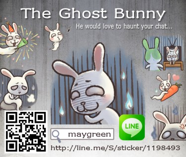 The Ghost Bunny Ad