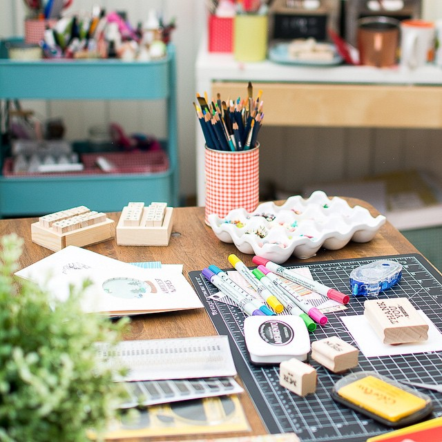 craft room _ 2