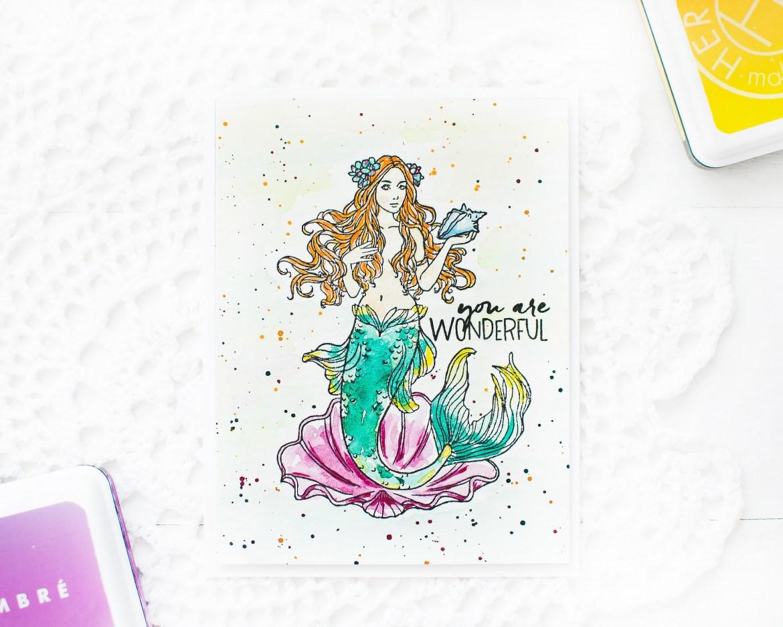 HeroArts_MermaidWatercolorCard_MayPark_9