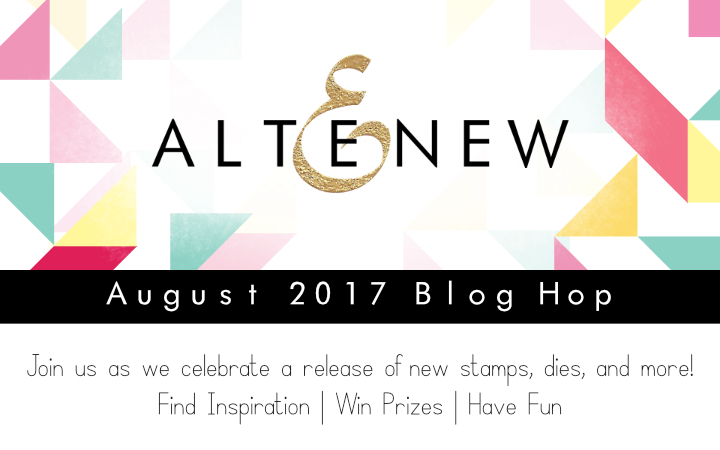 Hello, And Welcome To The Altenew August 2017 Release Blog Hop! If You Came  From The Amazing Nina Marie Trapaniu0027s Blog, You Are Right On Track!