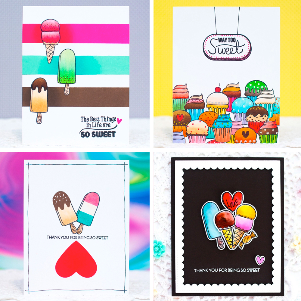 altenew-promotion-25-off-way-sweet-stamp-die-bundle-card-ideas