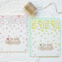 Neat & Tangled January Release Day 1: Valentine's Day Cards