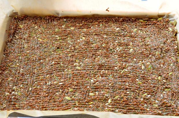 flax seed cracker recipe