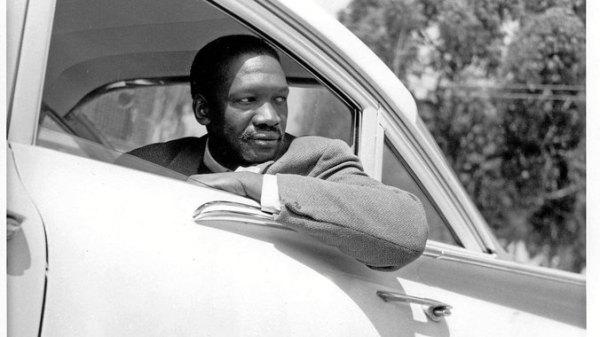 Drive: Robert Sobukwe (Mayibuye Archives)