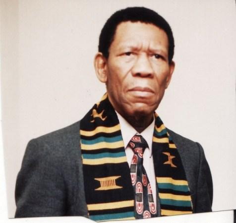 Dr. Motsoko Pheko