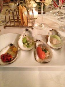 oyster slurpees