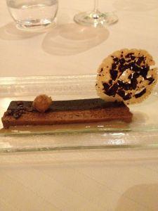chocolate hazelnut torte