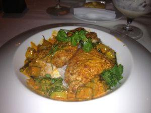 katsu curry tilapia