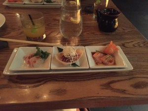assorted small dishes