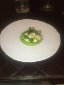asparagus con mayonesa