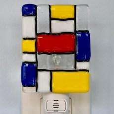 Mondrian-Inspired Night Light