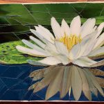 Mosaic Flower Lotus
