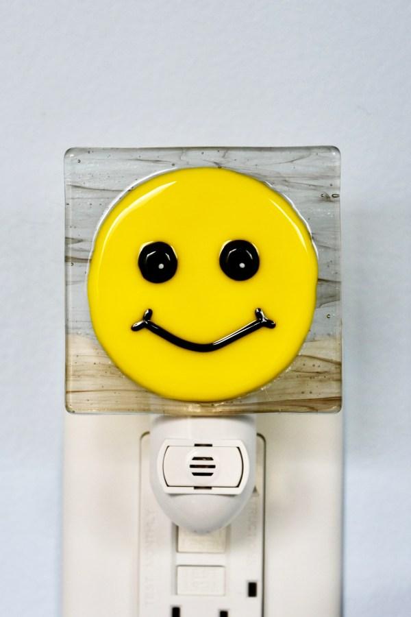 Smiley Face Night Light