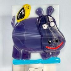 Hippopotamus Night Light