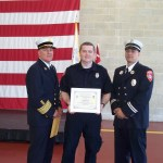 Maynard Fire Department Welcomes New Recruit from Fire Academy, Hires Another New Member
