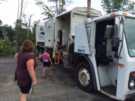 Truck Day 2015 Recycle