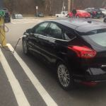Maynard's new E-Car featured as part of new MA Zero-Emissions Initiative
