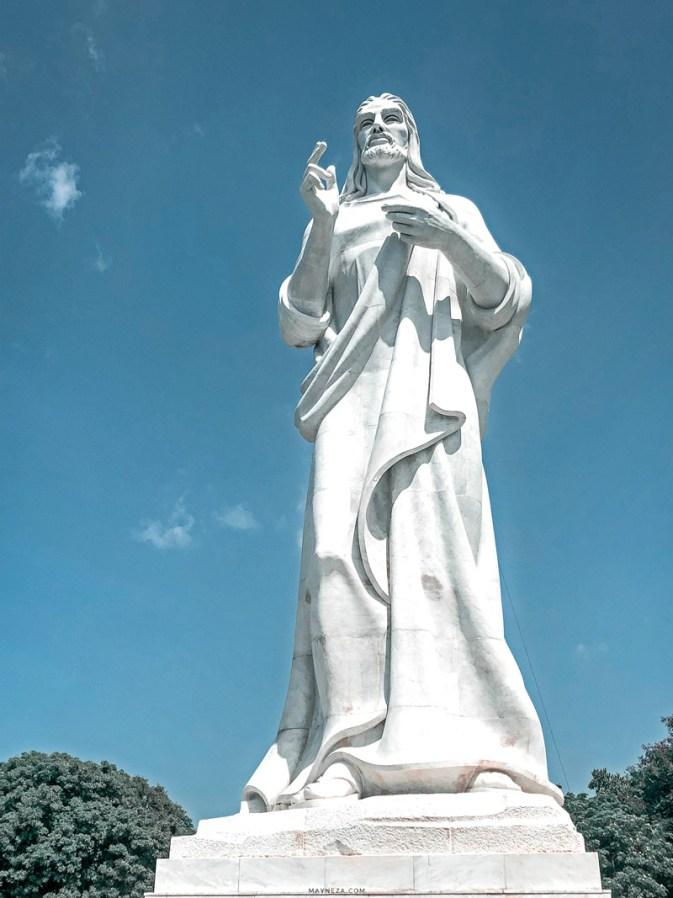 El Cristo de la Habana, Cuba