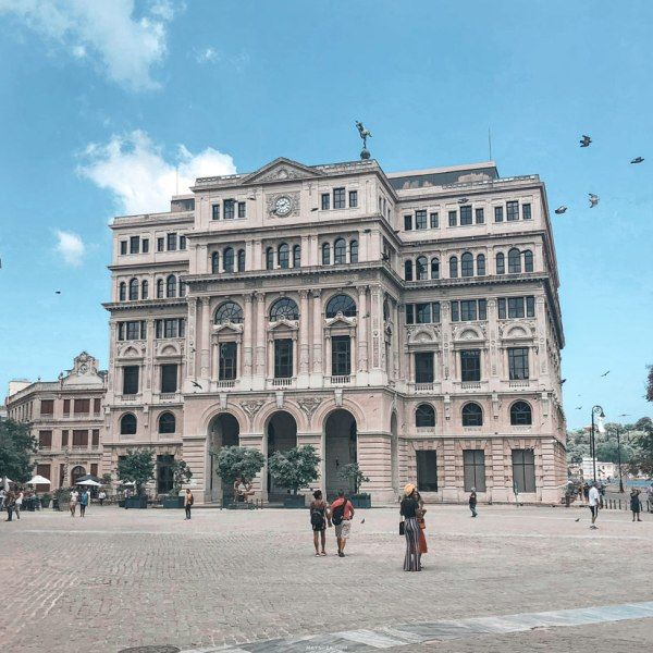 La Lonja del Comercio, La Habana