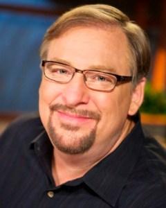 Rick Warren Autores de Superación personal y Autoayuda