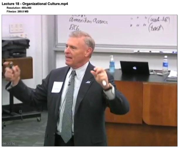 Joel Peterson - Organizational Culture