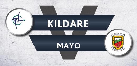 Kildare vs. Mayo, Sun 2nd Feb – anyone need a lift from Dublin?