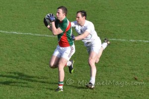 Kildare vs. Mayo – first game, first meet-up