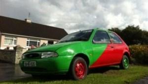 Mayo Car