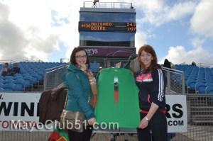 Mayo Fans @ Mayo v Derry