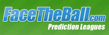 Facetheball prediction league logo