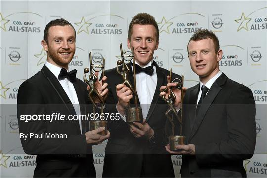 Three All Stars for Mayo