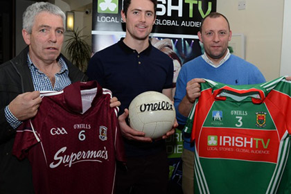 2014 All Ireland Masters Football Final