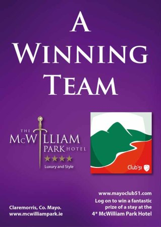 Mc William park hotel Competition poster