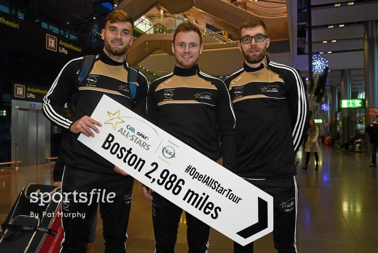 GAA-GPA All Star Tour To Boston